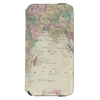Eastern Hemisphere 14 iPhone 6/6s Wallet Case