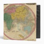 Eastern Hemisphere 14 Vinyl Binders