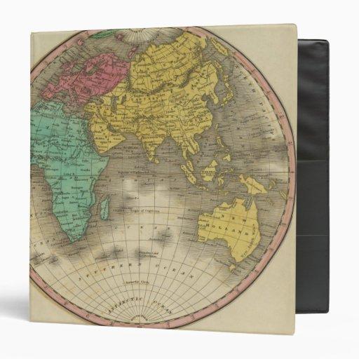 Eastern Hemisphere 15 3 Ring Binder