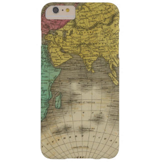Eastern Hemisphere 15 Barely There iPhone 6 Plus Case