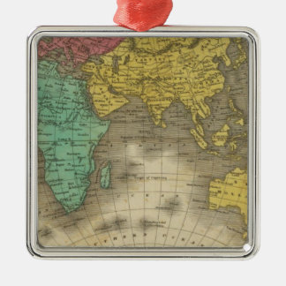 Eastern Hemisphere 15 Ornament