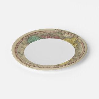 Eastern Hemisphere 15 7 Inch Paper Plate