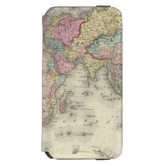 Eastern Hemisphere 16 iPhone 6/6s Wallet Case