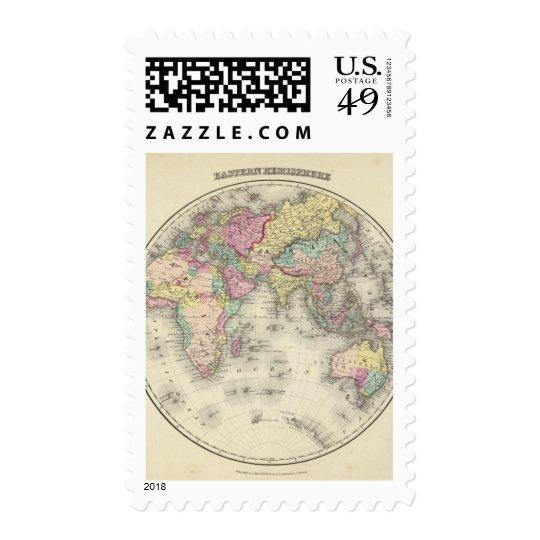Eastern Hemisphere 16 Postage
