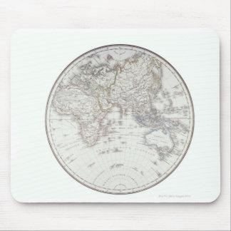 Eastern Hemisphere 2 Mousepad