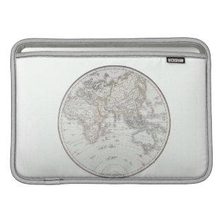 Eastern Hemisphere 2 Sleeve For MacBook Air