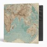 Eastern Hemisphere 3 3 Ring Binder