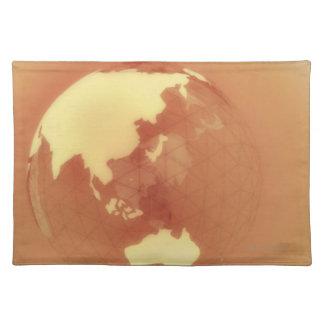 Eastern Hemisphere 3 Placemat