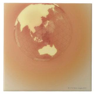 Eastern Hemisphere 3 Tile