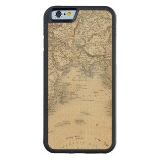 Eastern Hemisphere 4 2 Carved® Maple iPhone 6 Bumper