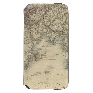 Eastern Hemisphere 4 2 iPhone 6/6s Wallet Case