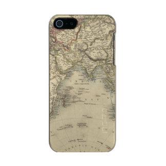 Eastern Hemisphere 4 2 Metallic Phone Case For iPhone SE/5/5s