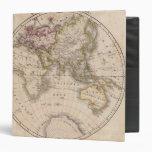Eastern Hemisphere 4 3 Ring Binder
