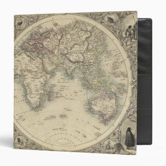 Eastern Hemisphere 4 Binder