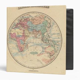 Eastern Hemisphere 5 Vinyl Binders