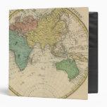 Eastern Hemisphere 8 3 Ring Binders