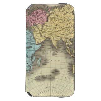 Eastern Hemisphere 9 iPhone 6/6s Wallet Case