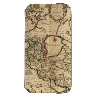 Eastern Hemisphere and Rome iPhone 6/6s Wallet Case