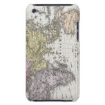 Eastern Hemisphere Atlas Map iPod Touch Covers