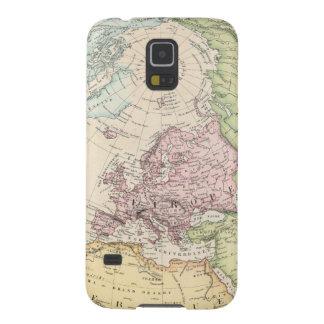 Eastern Hemisphere of Europe Galaxy S5 Cover