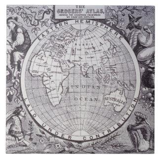 Eastern Hemisphere Tile