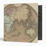 Eastern Hemisphere Vinyl Binder