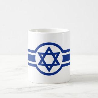 Eastern Israeli Belt Flag israel david cross Coffee Mug