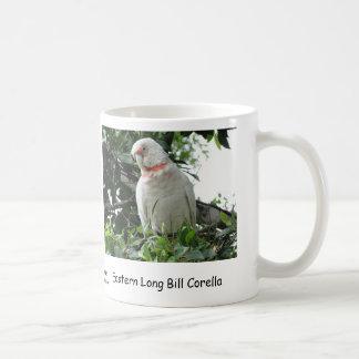 Eastern Long Bill Corella Coffee Mug