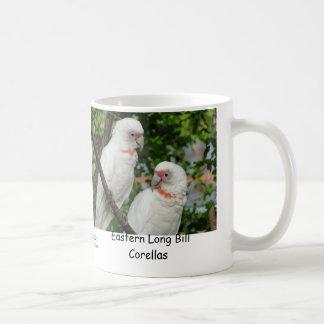Eastern Long Bill Corellas Coffee Mug