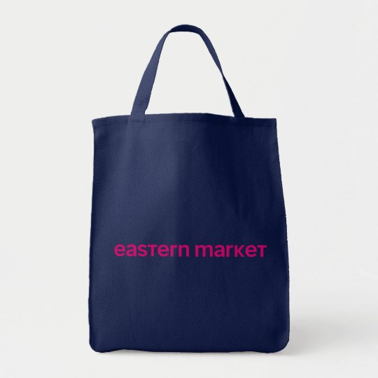 Eastern Market Tote Bag