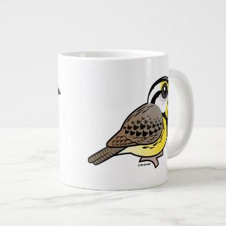 Eastern Meadowlark Large Coffee Mug