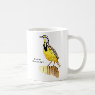 Eastern Meadowlark Mugs