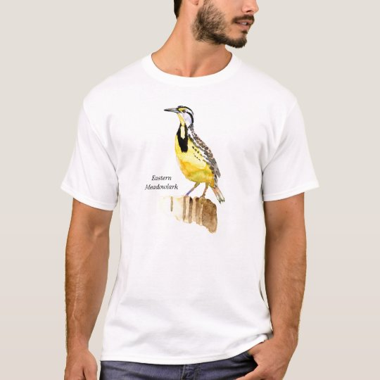 Eastern Meadowlark T-Shirt