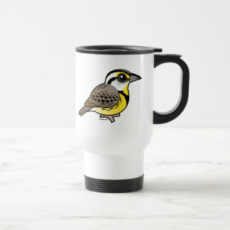 Eastern Meadowlark Travel Mug