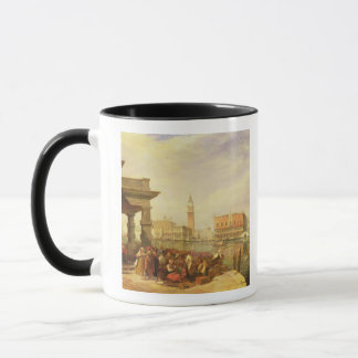 Eastern Merchants at the Entrance to the Grand Can Mug