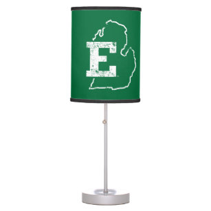 Pleasing Michigan State Table Pendant Lamps Zazzle Home Interior And Landscaping Palasignezvosmurscom