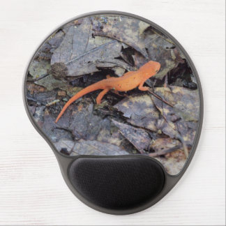 Eastern Newt Gel Mouse Pads