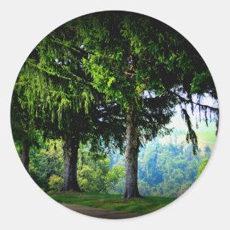 Eastern Ohio Classic Round Sticker