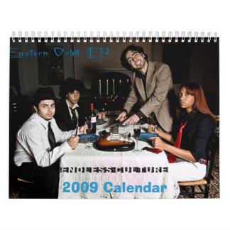 Eastern Orbit 2009 Calendar