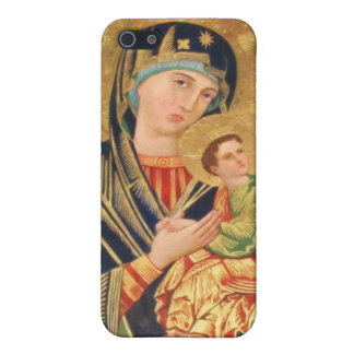 Eastern Orthodox icon of the Virgin Mary Cover For iPhone SE/5/5s