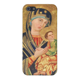 Eastern Orthodox icon of the Virgin Mary Cover For iPhone 5