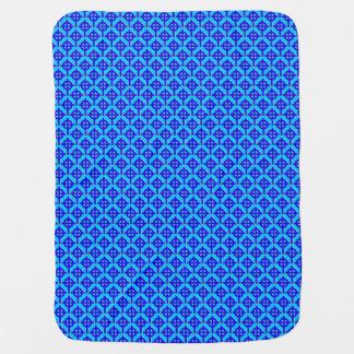 Eastern Orthodox Pattern Stroller Blanket