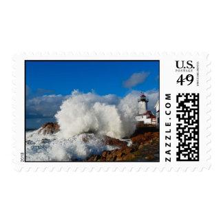 Eastern Point Light, Gloucester, Massachusetts Postage