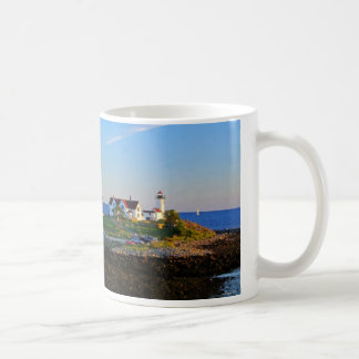 Eastern Point Light, Gloucester Classic White Coffee Mug