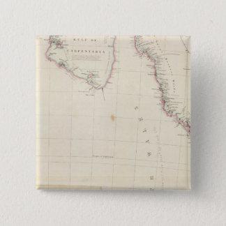Eastern Portion of Australia Button