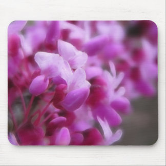 Eastern Redbud Flowers Mouse Pad