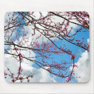 Eastern Redbud Mouse Pad
