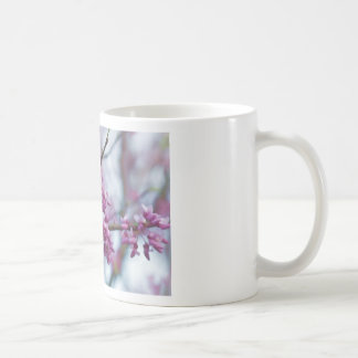 Eastern Redbud Wildflowers - Cercis canadensis Coffee Mug