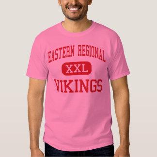 Eastern Regional - Vikings - High - Voorhees T-Shirt