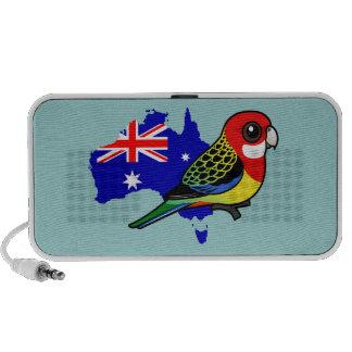 Eastern Rosella of Australia Speaker System
